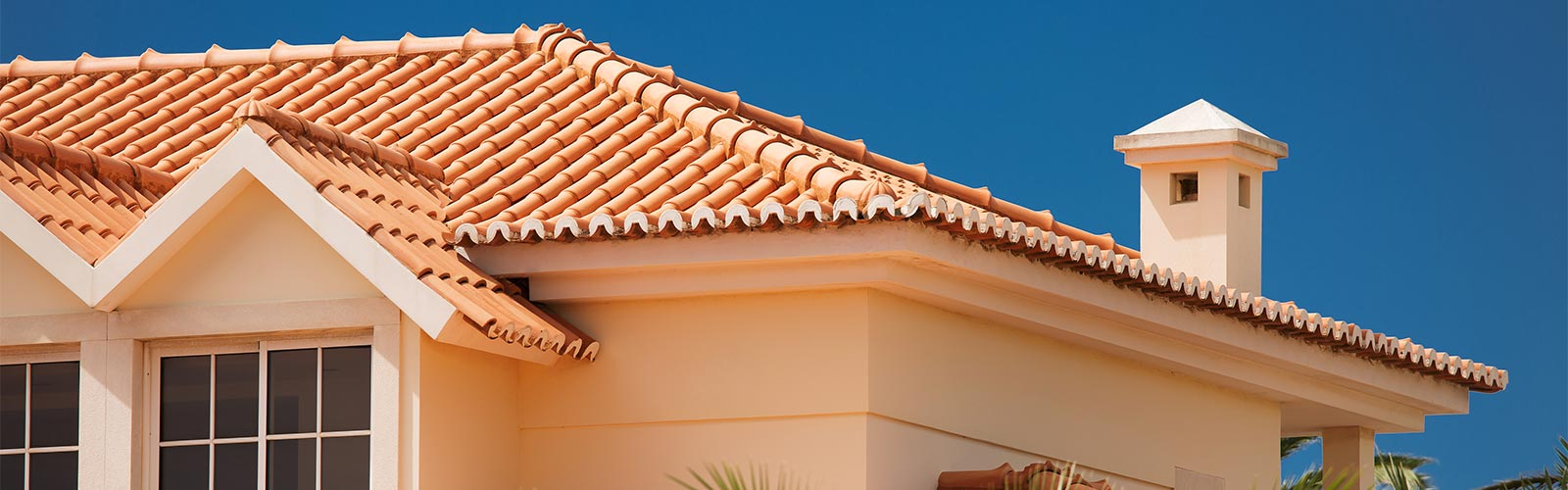 Spanish Tile Roof in South Florida